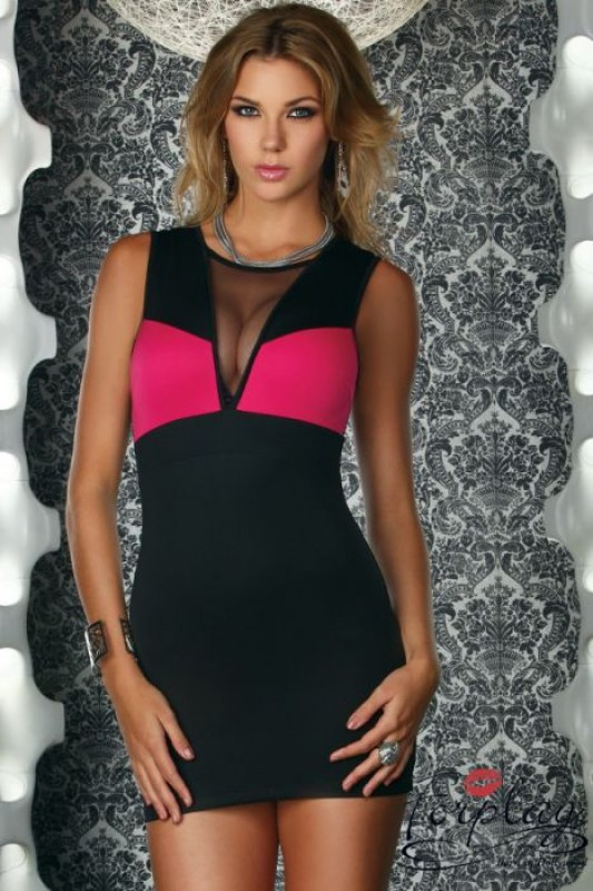 robe-courte-ravenna-bicolore-forplay-image-123714-grande